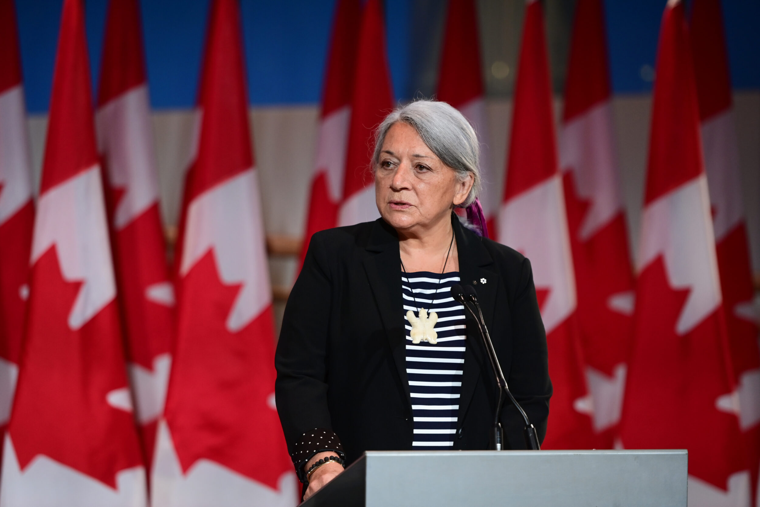 Mary Simon has been named Canada's Governor General